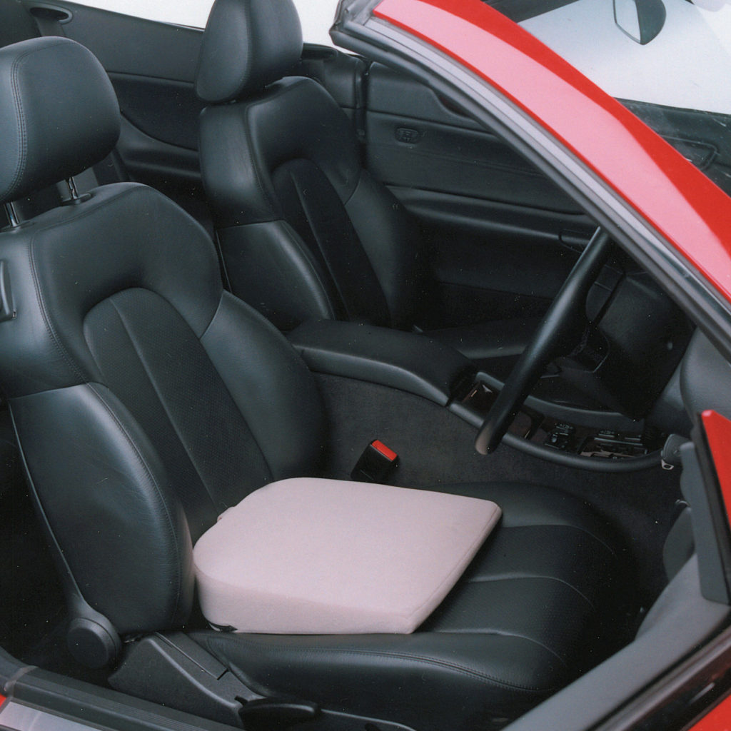 the benefits of a car seat wedge. Black Bedroom Furniture Sets. Home Design Ideas