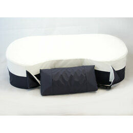 Memory Foam Double-Sided Baby Feeding Cushion