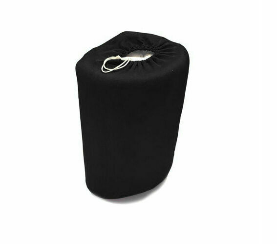 Memory Foam Bed Mattress Topper Overlay With Travel Bag