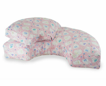 Inflatable Breastfeeding Pillow