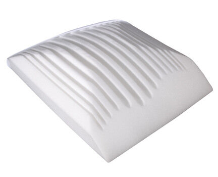 Front Memory Foam Pillow