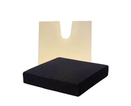Memory Foam Coccyx Support Cushion